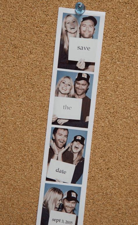 Die besten Ideen für dein SAVE THE DATE. Ihre Hochzeit wird einzigartig sein