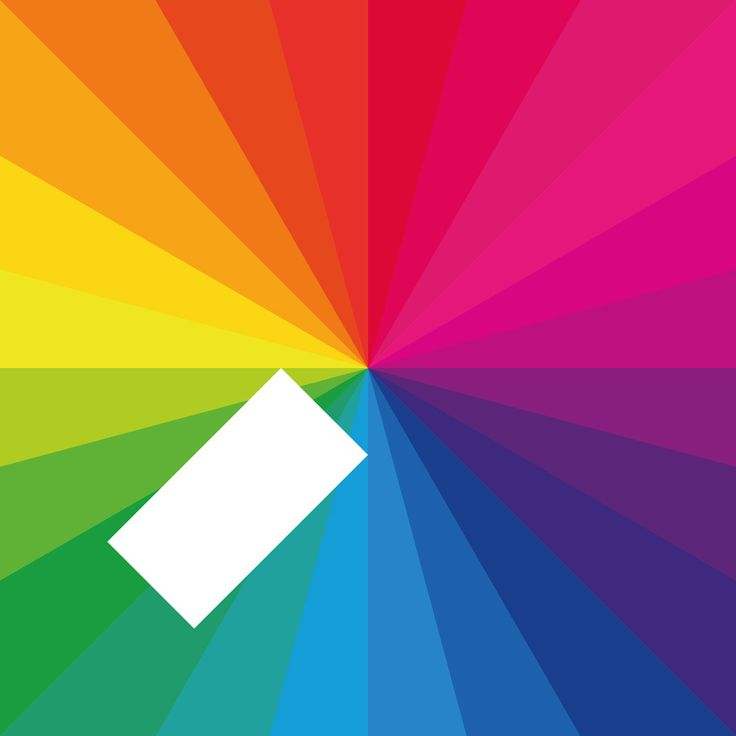 Jamie xx - in colour - Summer 2015 has arrived.