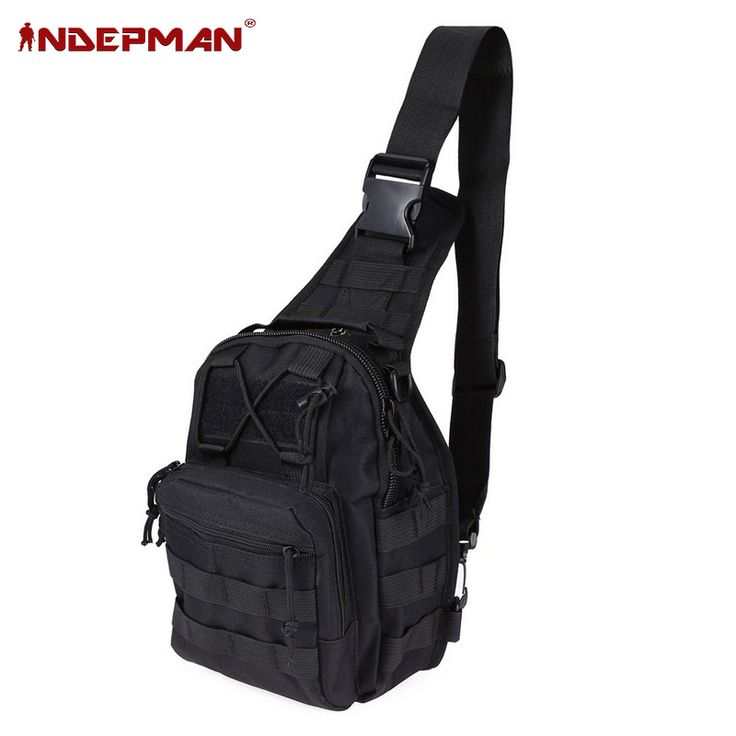 Mens Outdoor Sport Army Chest Bag Trekking Tactical Sports Bag Military Camouflage Backpack Camping Hiking Bags