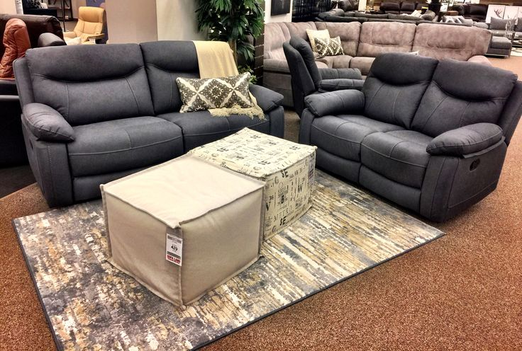 $1499 for both pieces... sounds good to me!  The Chet reclining sofa & love just arrived. Matching chair $499.
