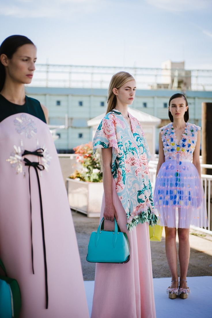 Delpozo Spring Summer 2016 - Preorder now on Moda Operandi