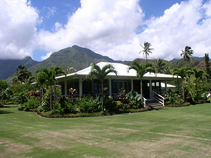 25 Best Images About Hawaiian Plantation Homes On