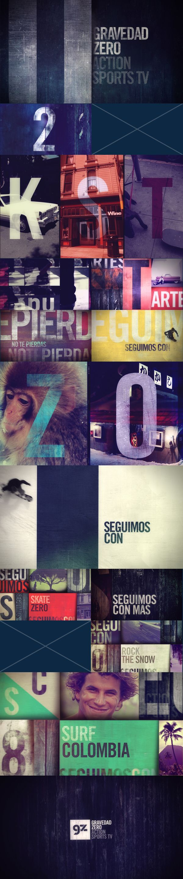 Gravedad Zero by Inland Studio