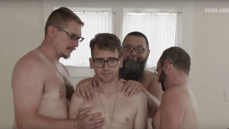 Thomas Morton Goes Balls Deep With Preachers Gay Bears And More In New Vice Series