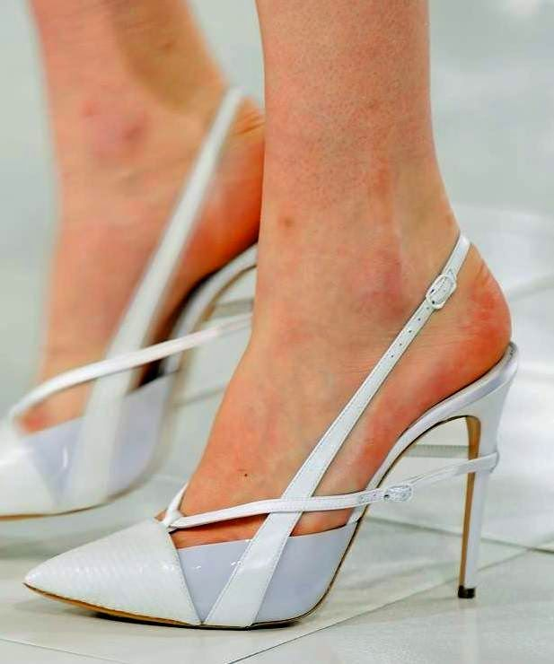 And this year, Prabal Gurung shook things up, fashion-wise, with the launch of his first footwear collection