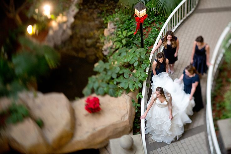 Olivia and John – Ceremony at Assumption Church and Reception at Embassy Suites:Pittsburgh Airport
