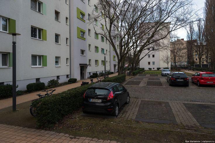 Что было бы с нашими дворами, если бы в России жили немцы? – Варламов.ру