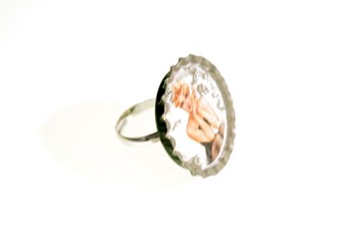 Diamond Tap Ring