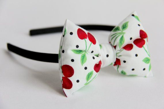 Cherry Alice Band, £6