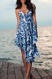 PQ Sangria Dress
