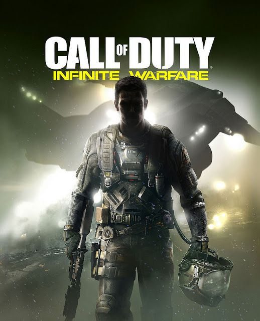 Call of Duty: Infinite Warfare so like the reviews are bad but WHY IT LOOKS COOL WTF PEOPLE BE EXCITED