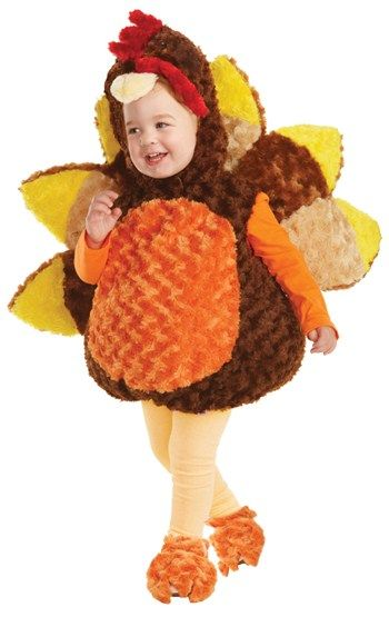 Cool Costumes Turkey Toddler/Child Costume just added...