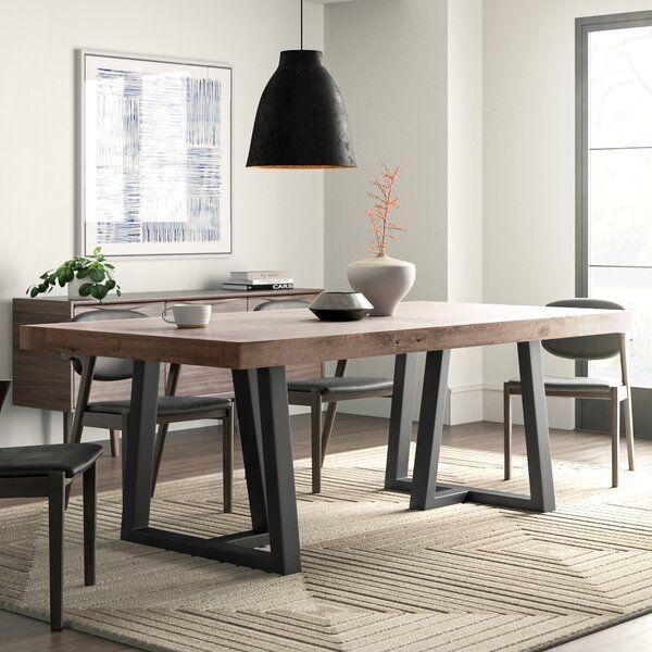 Stephen Dining Table In 2020 Esszimmertisch Holz Esstisch