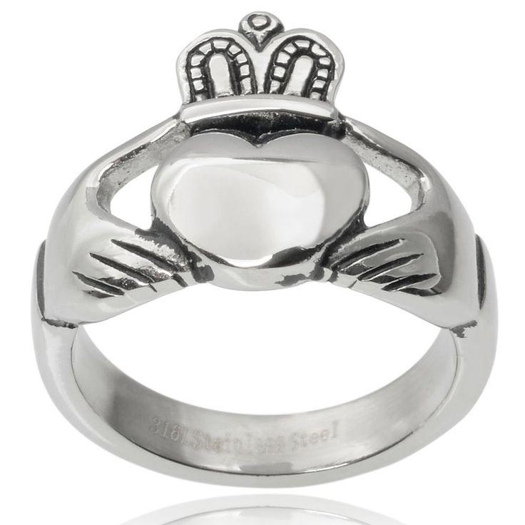 Irish Calotta Ring