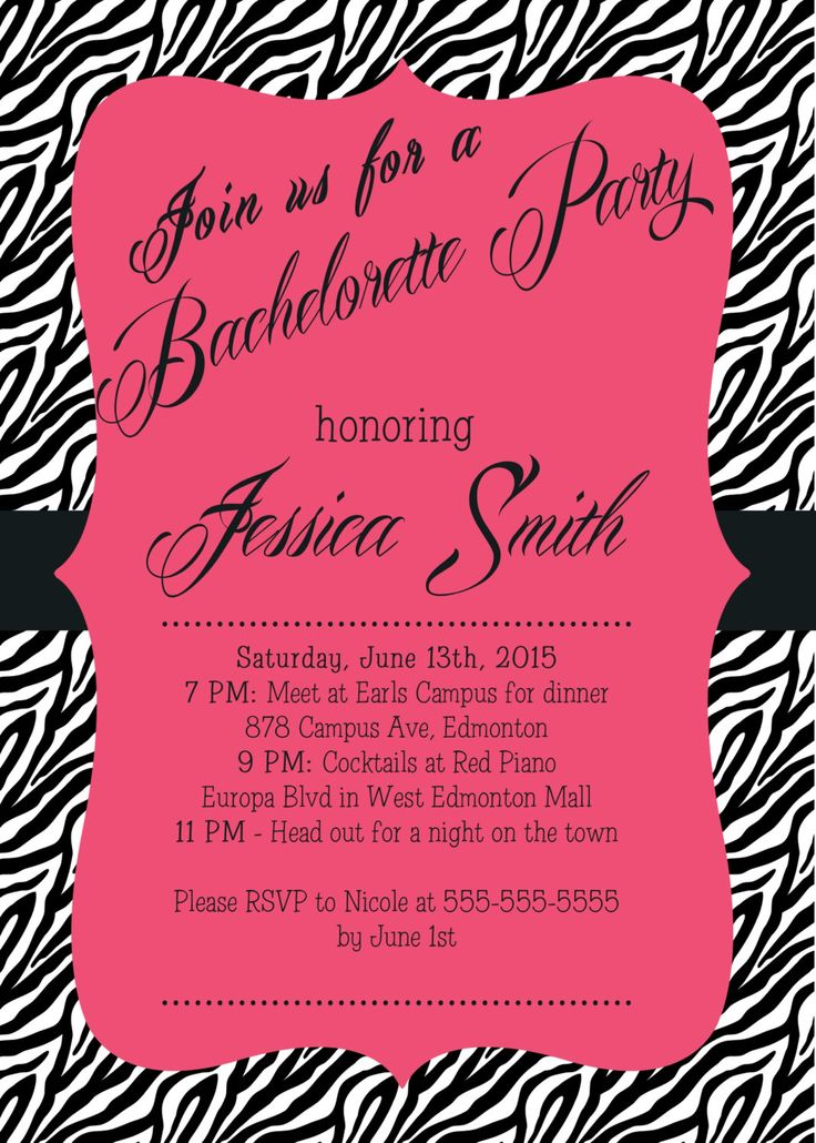 171 best Printable invitations & party printables by Pretty ...