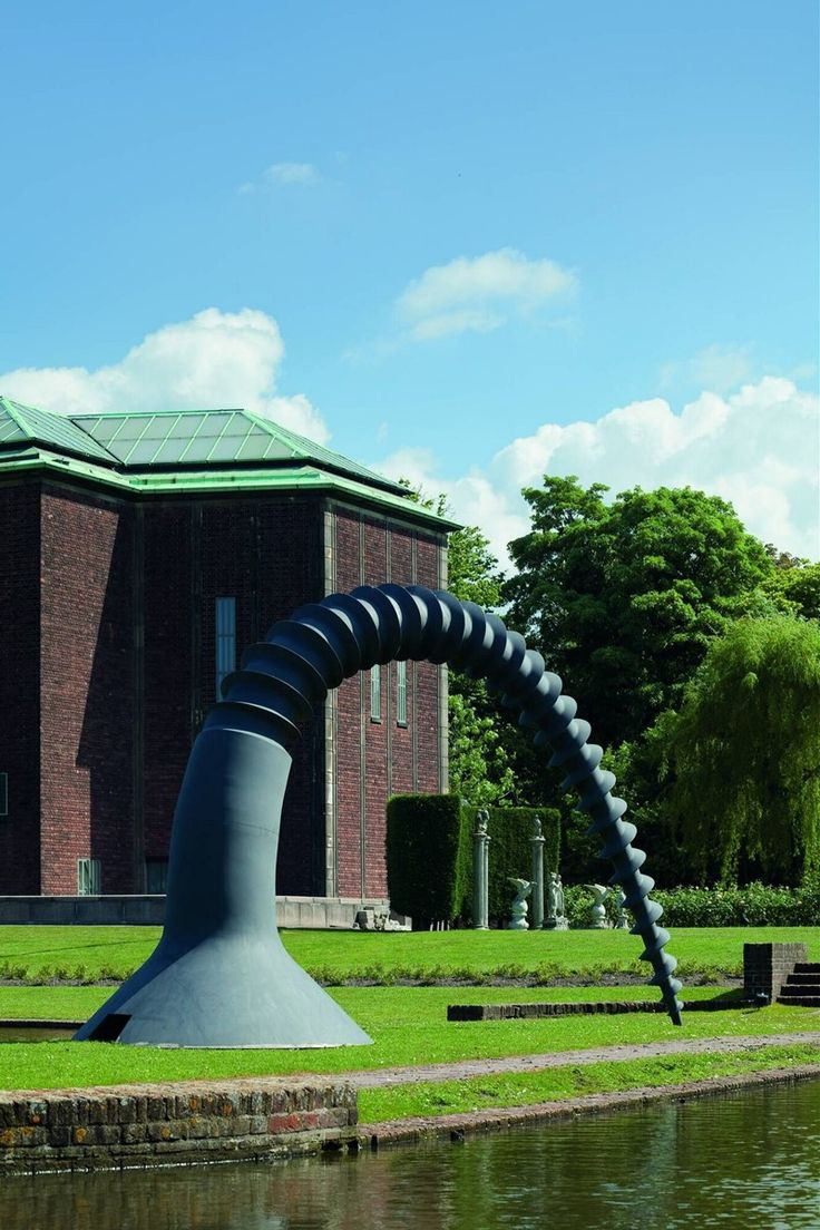 Screwarch (Schroefboog), Claes Oldenburg, 1982 | Museum Boijmans Van Beuningen