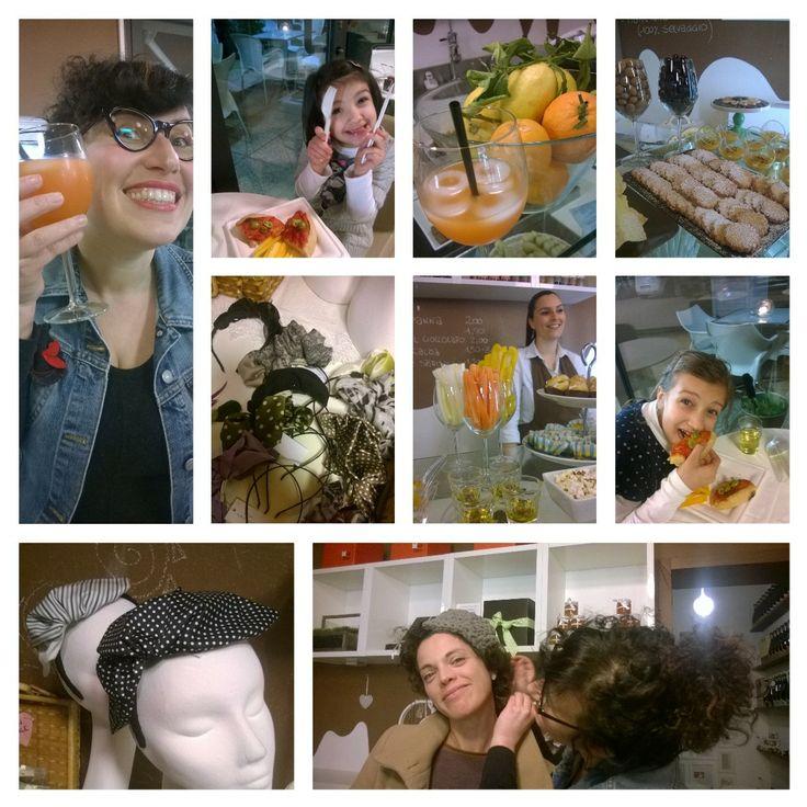 Festa della donna: Aperitivo in giallo e handmade by Nicodellemeraviglie www.chantillyweb.eu