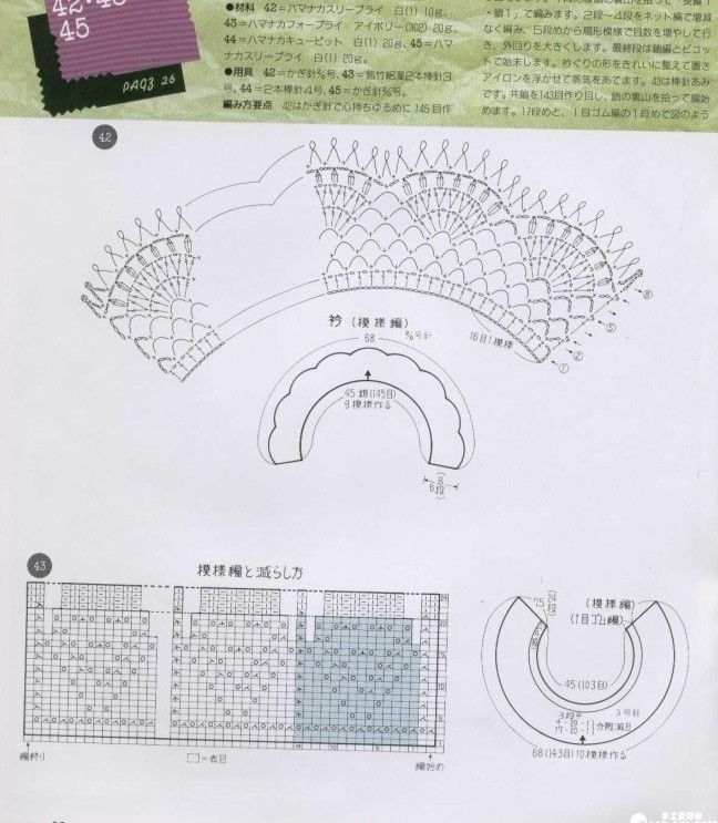 871 best Crochet collar images on Pinterest | Crochet lace, Crochet ...