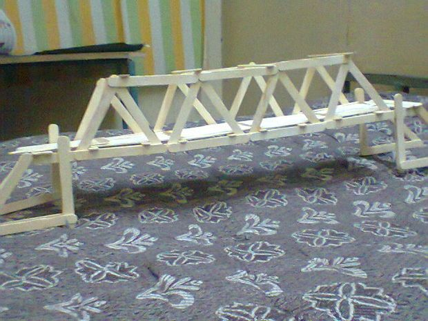 1000 Images About Bridge Craft On Pinterest Popsicles