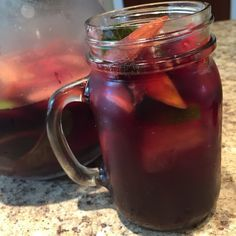 You might need to sit down for this one... Yes, oh yes, 21 Day Fix APPROVED Sangria wandered into my life this last weekend and I hope it never leaves {says the wino in me}. It was pushing 90 degrees in Seattle over the weekend and for us, that is over the top heat and we basically melt in front of your eyes! I needed a preventative measure to make sure that didn't happen and what better way to cool off than a nice tall glass of fruity, zingy & refreshing sangria? There's no better wa...