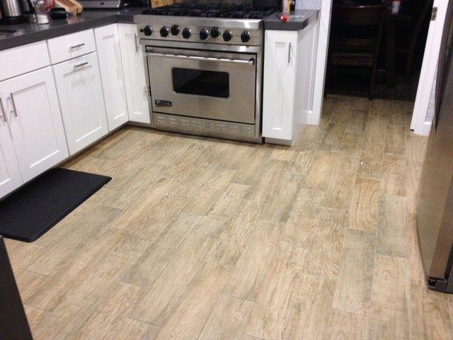 Kitchen Tile That Looks Like Wood