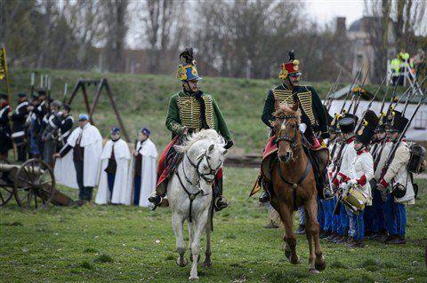 Huszárok, lovasok és ágyúk  Hatvani csata