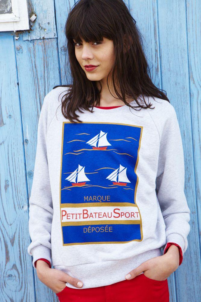 #womenswear #sweatshirt #PetitBateau  http://www.petit-bateau.fr/?CMP=SOC_11732&SOU=&TYP=SOC&KW=pinterest