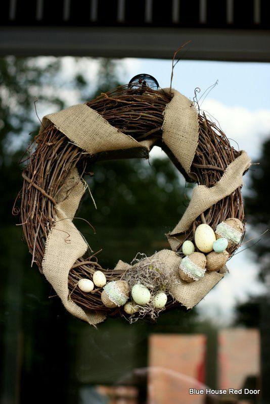 { DIY } 30 idées créatives pour sa décoration de pâques - part 1 | www.decocrush.fr                                                                                                                                                                                 Plus