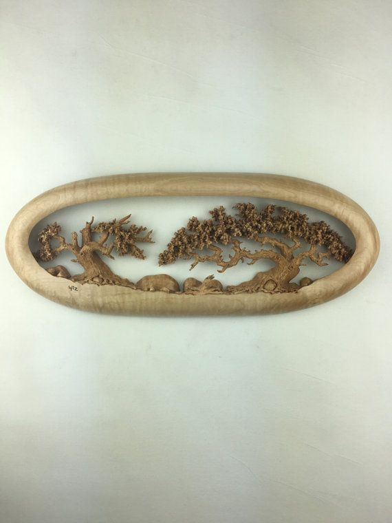 Wood Carved Wall Decor 107 best just tree carvingswiz images on pinterest | wall