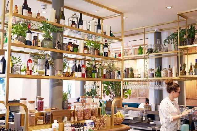 Best Vegetarian Restaurants in London