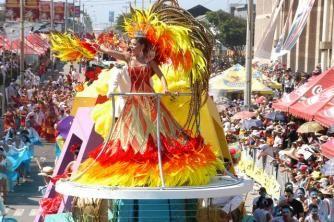 Barranquilla Carnival | © Jaroca90/Wikicommons