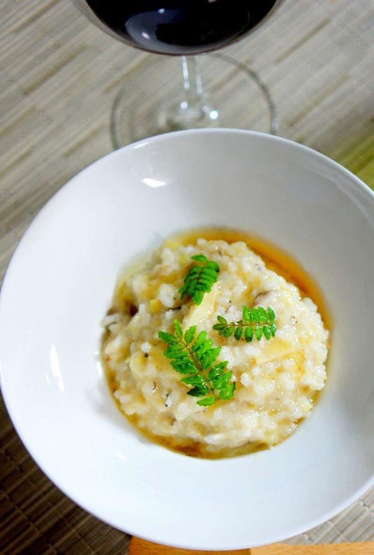鯛と筍の和風チーズリゾット by manngo | レシピサイト「Nadia | ナディア」プロの料理を無料で検索