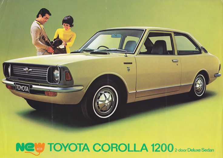 All sizes | KE20 TOYOTA COROLLA 1200 | Flickr - Photo Sharing!