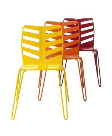 Deliciosa Chair by Fernando Jaeger