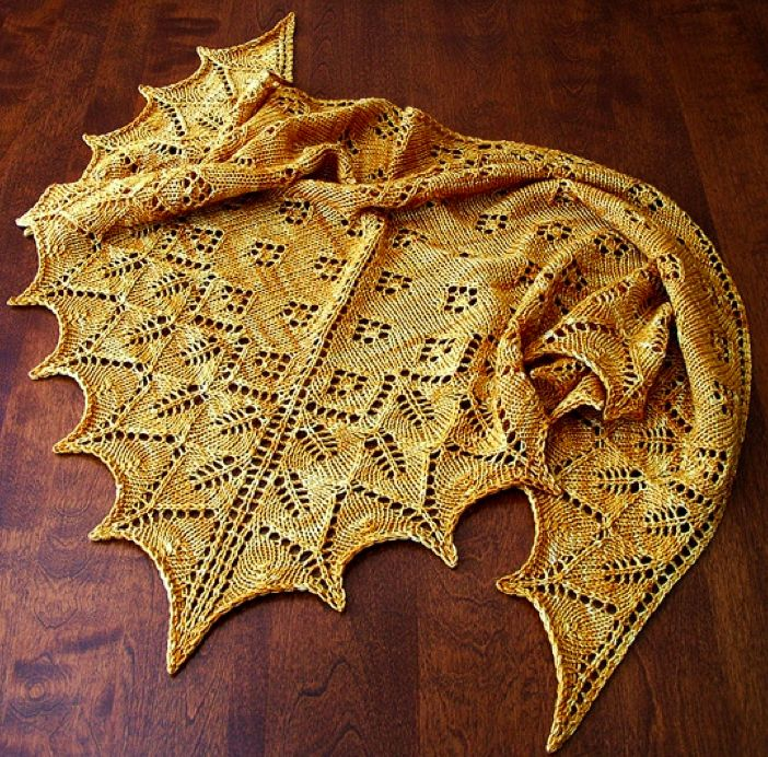 Free Pattern: Ashton Shawlette