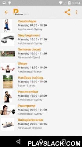 Palestra & Ladies Gym Osdorp  Android App - playslack.com , Met de app van Palestra en Ladies Gym Osdorp kunnen alle leden direct informatie ophalen over het lesrooster, de laatste nieuwtjes lezen, informatie over onze instructeurs opvragen en foto's bekijken van alle evenementen. Daarnaast kan je deze app ook goed gebruiken voor je eigen trainingsprogramma. Zo kan je gebruik maken van onze uitgebreide oefeningen database en hierbij ook fitnessprogramma's volgen. Wil je weten hoe je er zelf…
