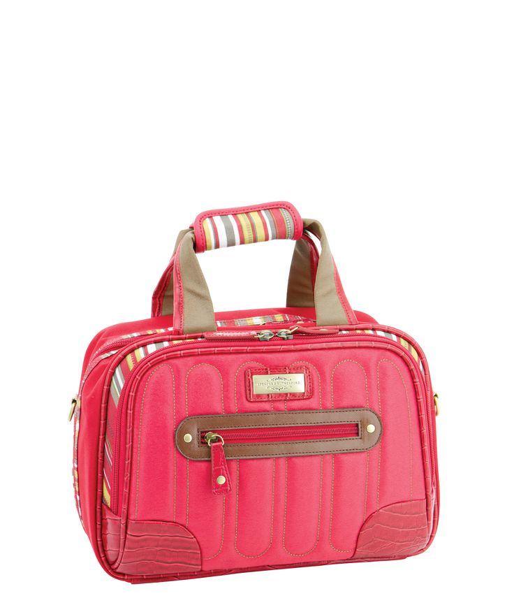Spencer and Rutherford - Travel - Carry All - Beauty Case - Summer Bloom