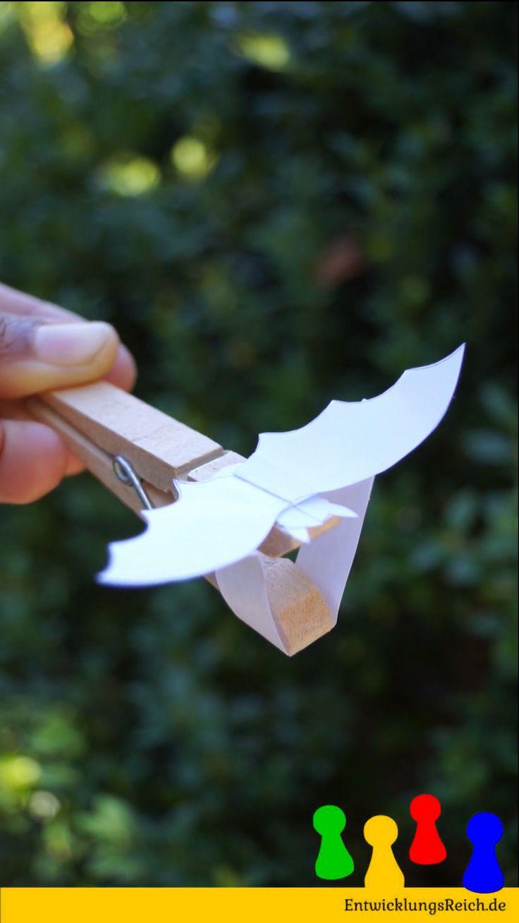 DIY  ..und sie fliegt tatsächlich!