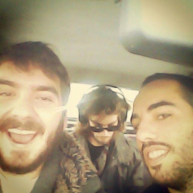 A caminho de Aveiro!