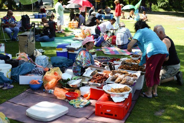 """Thai """"market"""" Wilmersorf"""