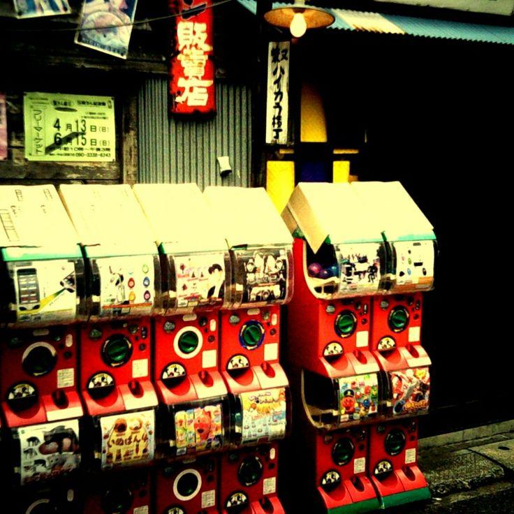 ドーナツカメラ - 柴又ハイカラ横丁 -  - Camera Talk -