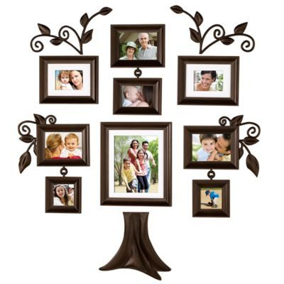 Wallverbs™ Family Tree 9-Piece Family Tree Collection - www.BedBathandBeyond.ca