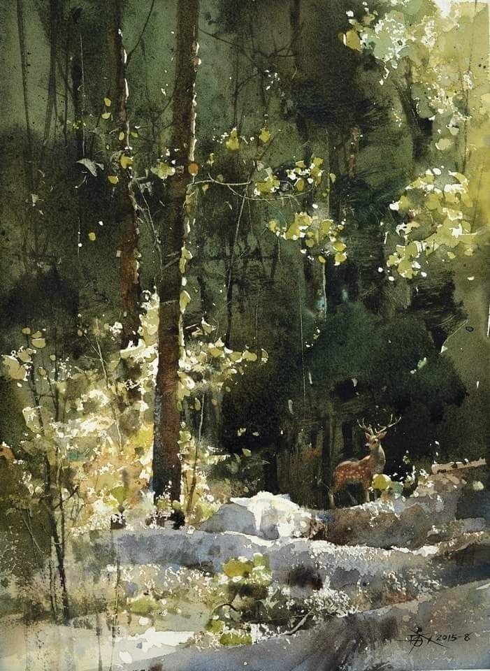 2516 best Obras de ARTE3 - Artworks3 images on Pinterest Oil - küche weiß braun