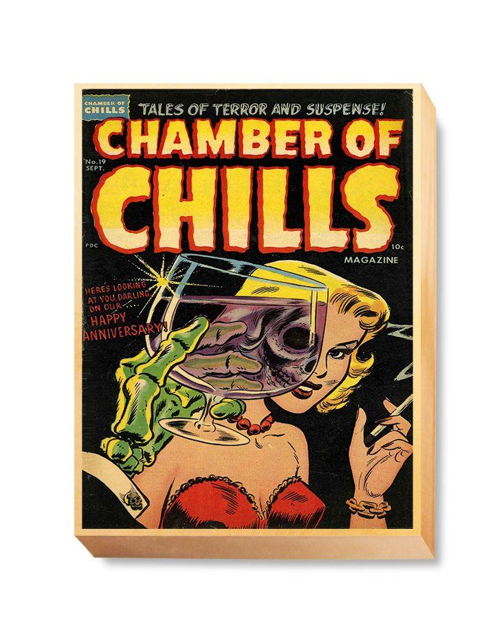 HOR 006 Chamber of Chills