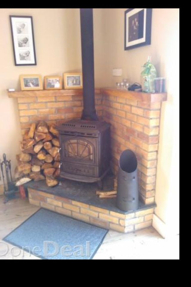 Best WOOD STOVE HEARTH IDEAS Images On Pinterest Wood Stove - Pellet stove or wood stove