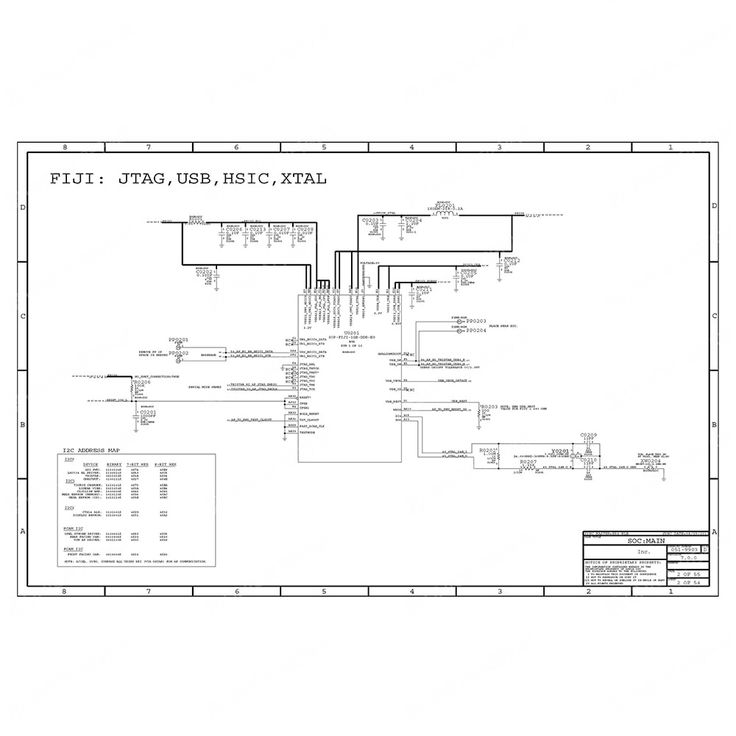 Schematic Diagram  Searchable Pdf  For Iphone 6  6p  5s  5c  5