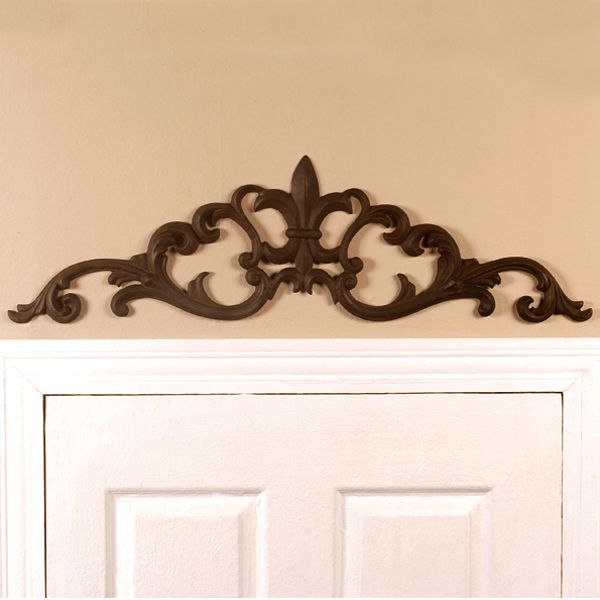 No door frame is complete without the luxurious swirling patterns of our multifunctional door topper.  sc 1 st  Pinterest : door toppers - Pezcame.Com