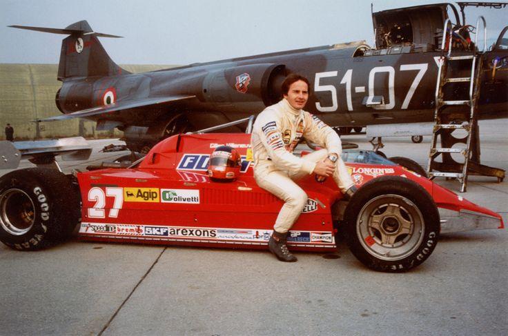 1981 Ferrari 126CK (Gilles Villeneuve)
