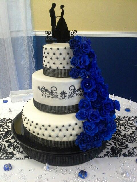 red and royal blue wedding cakes 52 best images about wedding reneal of vows on 19086