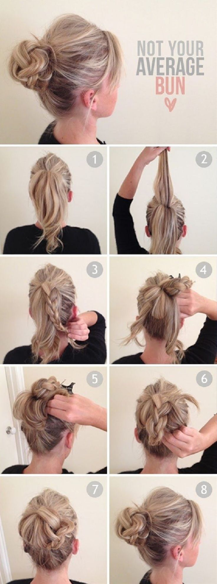 TOP 10 Hairstyle tutorials for this fall...